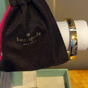 Kate Spade ♠️ Bangle Bracelet
